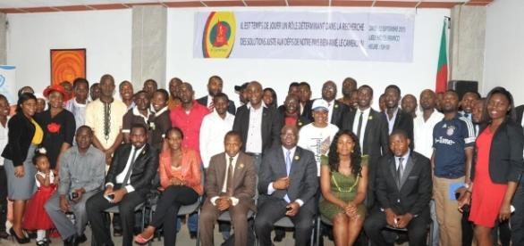 premier congres national i am cameroon