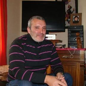 Floriano da Silva é emigrante em Bourges.