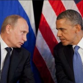 Vladimir Putin - Barack Obama întâlnire oficială