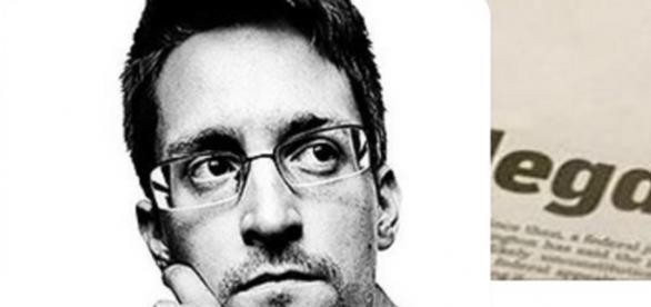 Edward Snowden ma konto na Twitterze
