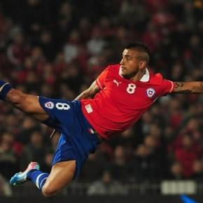 Vidal nega ter consumido álcool no Chile