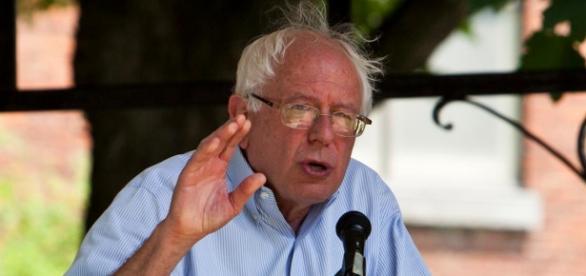 Bernie Sanders busca la candidatura demócrata