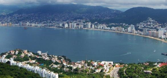 El puerto de Acapulco, Guerrero