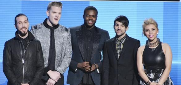 Pentatonix, foto: Disney and ABC Television Group