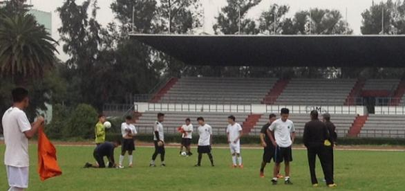 Pretemporada 2015-16 en Estadio 'Palillo' Martínez