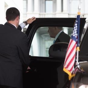 Preşedintele comentează de peste ocean