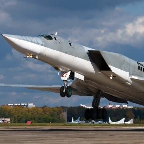 Tu-22M3-Avionul de bombardament supersonic rusesc