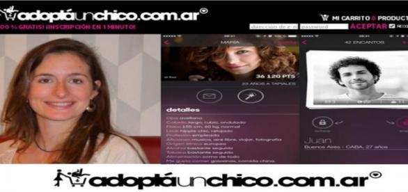 Clara Bizien relata el origen de AdoptaUnChico