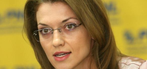 Alina Gorghiu, copreşedintele PNL