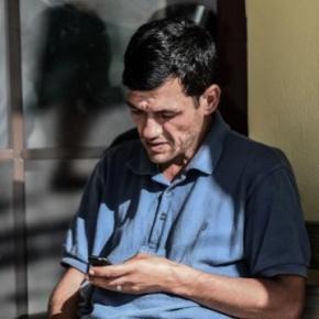 Abdullah Kurdi stracił dwójkę dzieci i żonę.