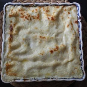 Gotowanie po włosku - lasagne.