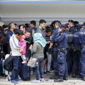 O altă primire pentru refugiați (foto:Reuters)