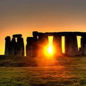 Immagine del complesso di Stonehenge