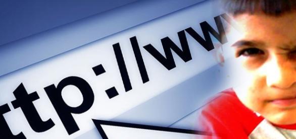 Internet y el riesgo para los niños
