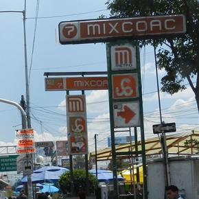 Cruce de Eje 7 y Revolución, la zona más afectada