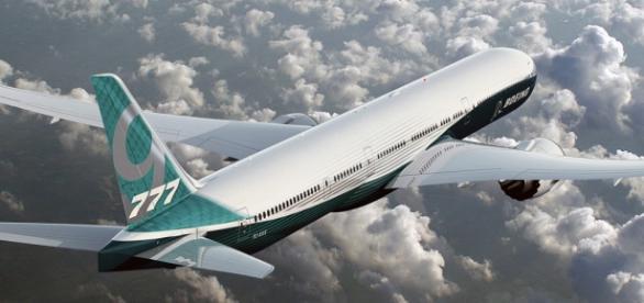 Awaria samolotu Boeing 777 - 200