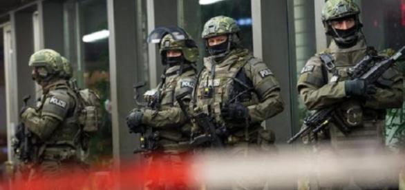 Alertă teroristă la Munchen în noaptea de Anul Nou
