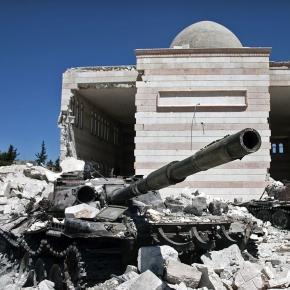 Christiaan Triebert - Flickr.com: Azaz, Syria