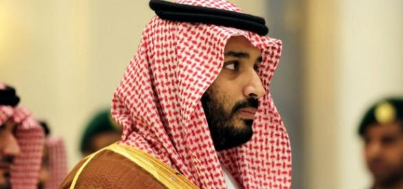 Printul Mohammed, ministrul Apararii saudit