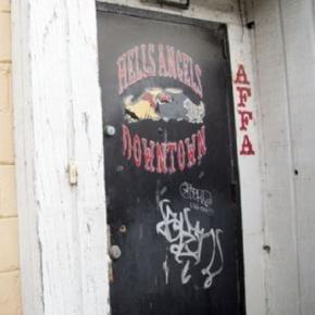 Das ehemalige Klubhaus in Toronto