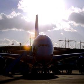 Fotos propiedad del sitio web de Airbus