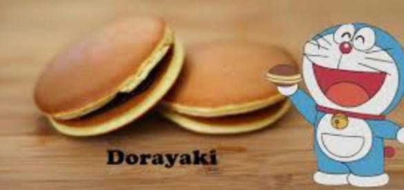 Dorayaki: il golosissimo dolce il Doraemon
