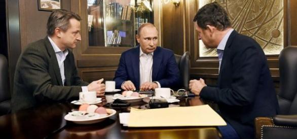 Interviu acordat de Putin pentru Bild-Foto Bild.de