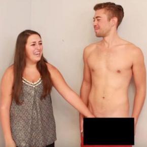 Bria e Chrissy postaram o vídeo no Youtube