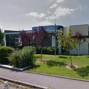 Clinica unde a avut loc studiul - Google map