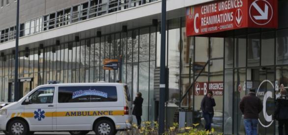 As vítimas estão internadas em Rennes, França.