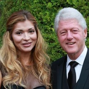 Gulnora Karimova i Bill Clinton (nationalreview)