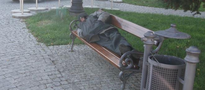 Trudna walka z bezdomnością we Wrocławiu