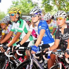 El talento joven del ciclismo femenil