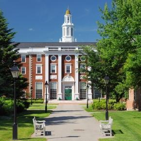 Universidade de Harvard, nos EUA