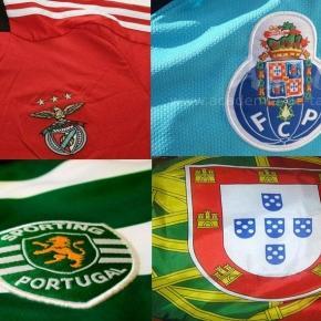 Benfica, FC Porto e Sporting, três grandes