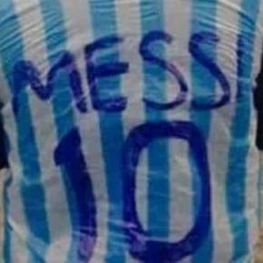 """Foto partilhada na página de fãs """"@messi10stats"""""""