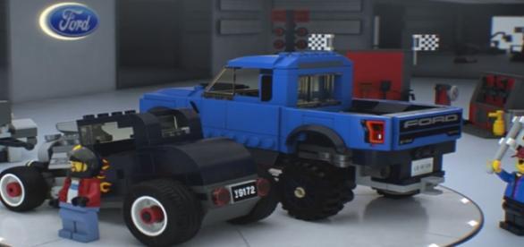 Foto obtenida del video Ford Motoro Company