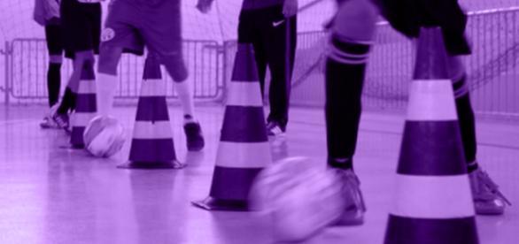 Futsal é uma das oficinas mais procuradas