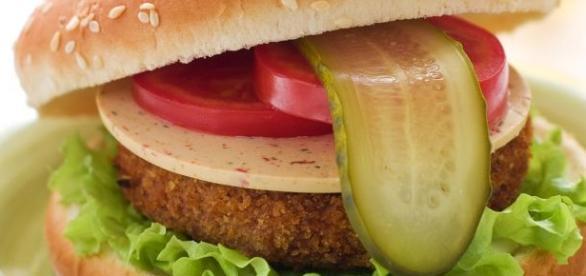 Hamburguer vegano: uma opção de alimentação
