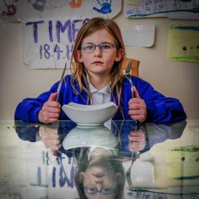 Olivia Farnsworth,fetița unică în lume
