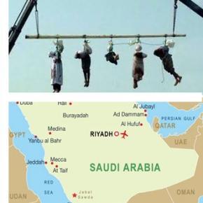 47 de execuţii într-o singură zi în Arabia Saudită
