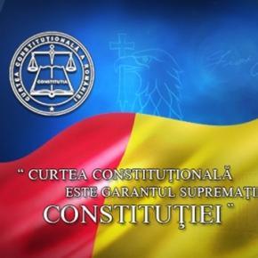 Curtea Constituţională s-a pronunţat
