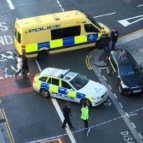 Poliția britanică mereu în acțiune