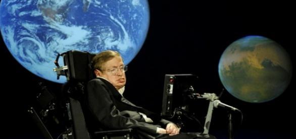 Avertisment dat omenirii de Stephen Hawking