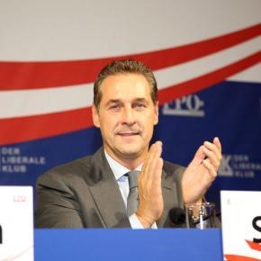 HC Strache kommt nach Düsseldorf