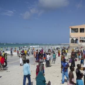 Mogadishu, Somalia, Lido beach Photo / Ilyas Ahmed