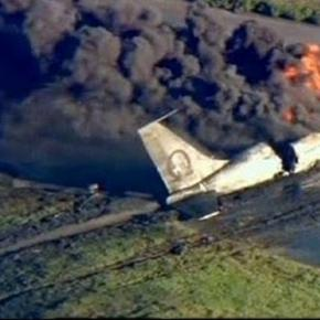 Surviving a plane crash? Google Images