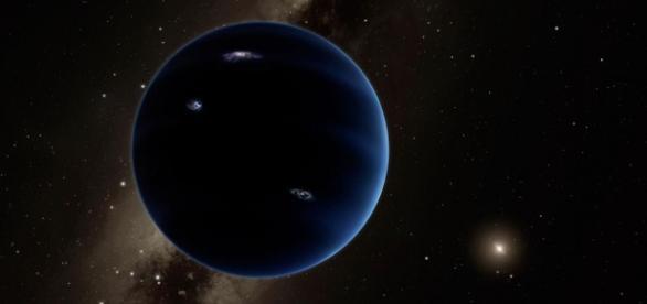 """""""Planet Nine""""- a nouă planetă a sistemului solar"""