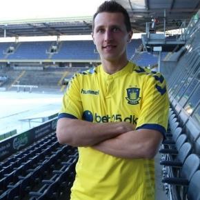 Kamil Wilczek został nowym piłkarzem Brondby IF.