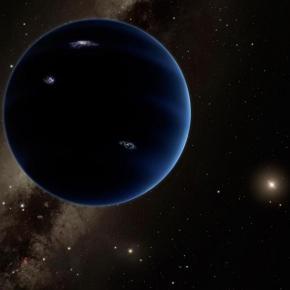 Planeta misterioasa descoperita